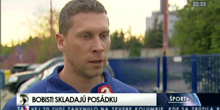 Slovenskí bobisti skladajú posádku, nových adeptov testovali v Bratislave